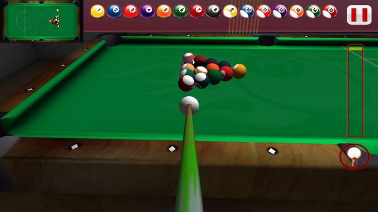 Pool Billiards 3D