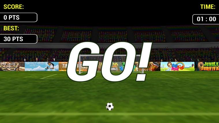 Football Super Kicks