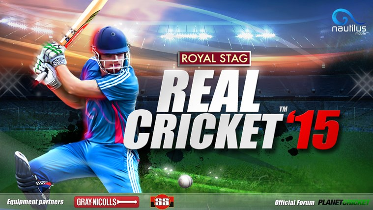 Real Cricket ™ 15