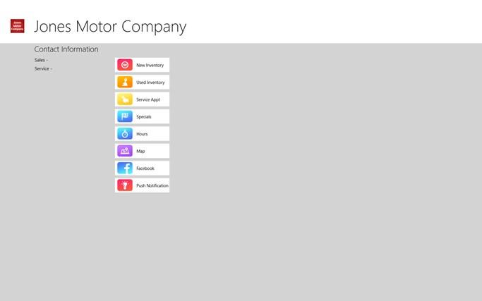 Jones Motor Company