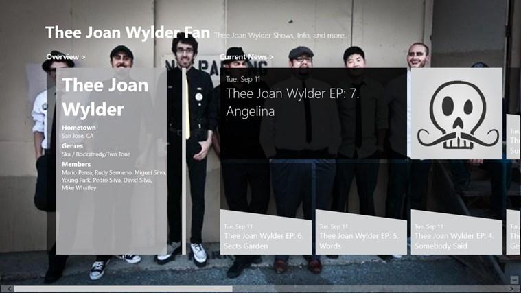 Thee Joan Wylder Fan follow
