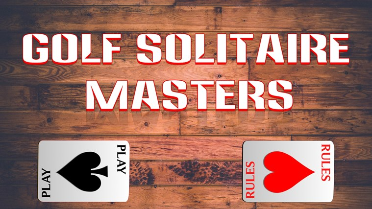 Golf Solitaire Masters