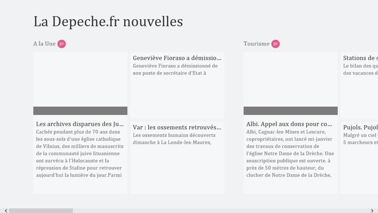 La Depeche.fr nouvelles