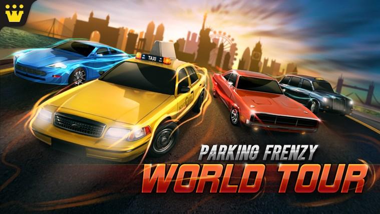 Parking Frenzy World Tour