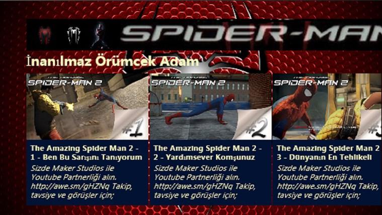 SPİDERMAN