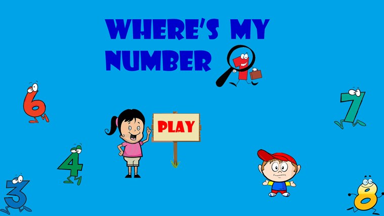 Where is my number number scapez
