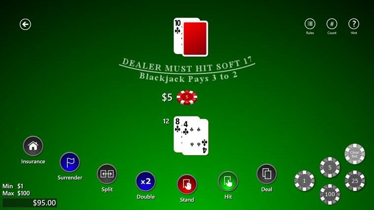 Blackjack Master 2 Free