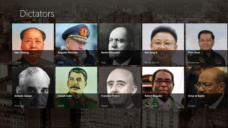 Dictator's