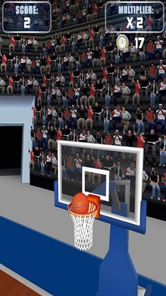 Real Basketball Star 3D