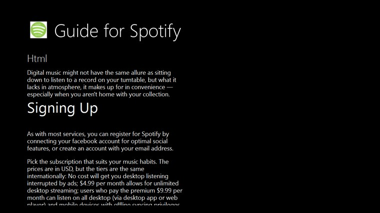 Top guide for using Spotify