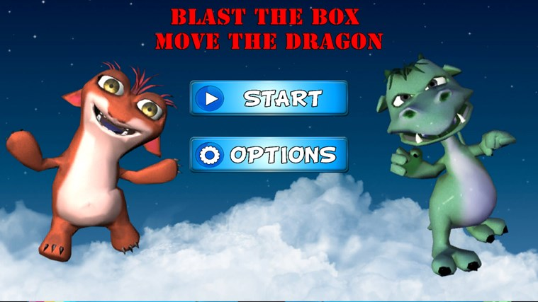 Blast the Box: Move the Dragon