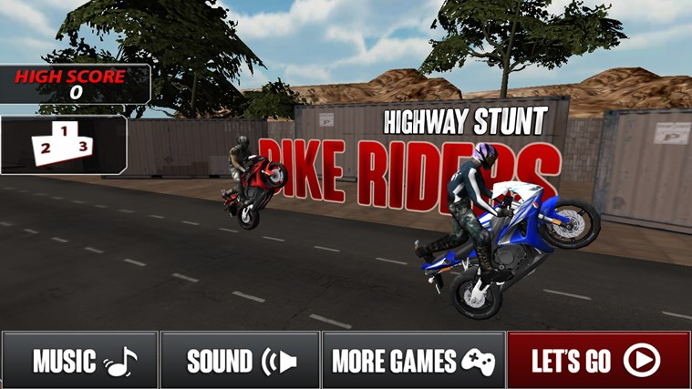 Highway Stunt Bike Riders Pro