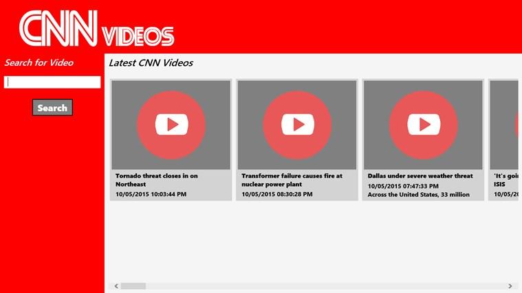 CNN Videos player videos