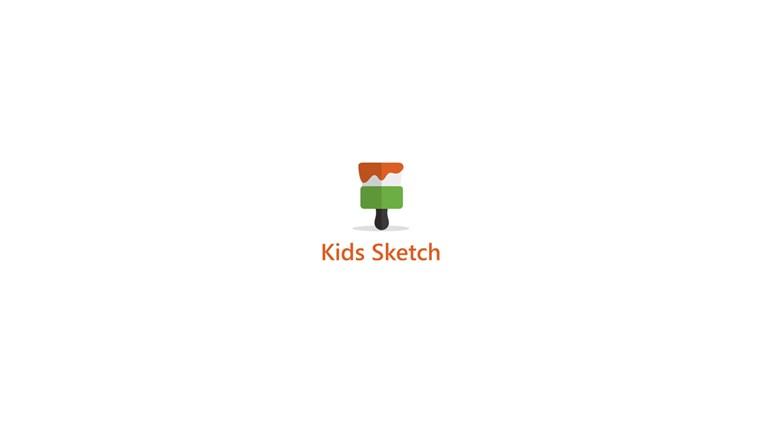 Kids Sketch paint photo