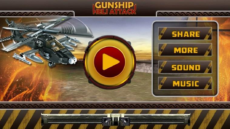 Gunship Helli Attack