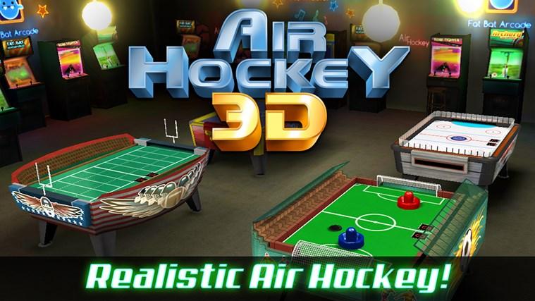 Air Hockey Ultimate 3D