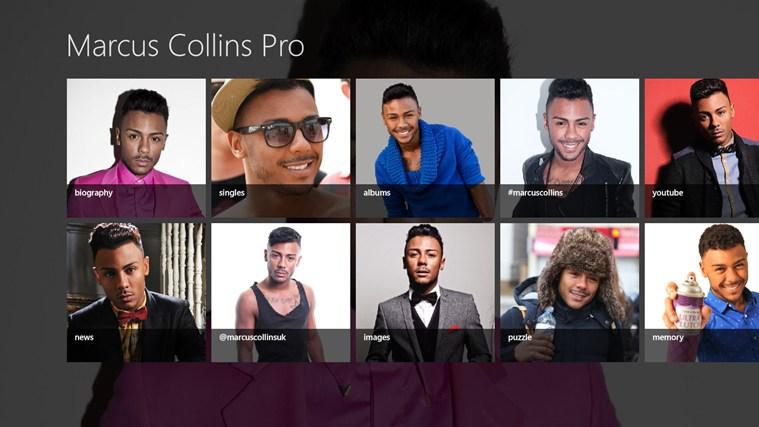 Marcus Collins Pro football marcus