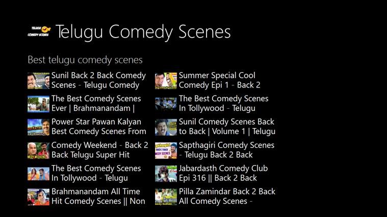 Telugu Comedy Scenes comedy