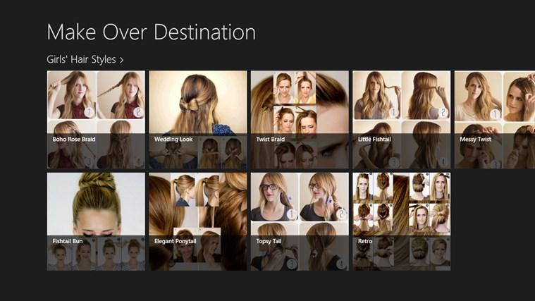 Make Over Destination destination