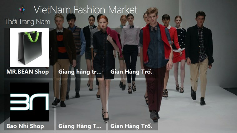 VietNam Fashion Market