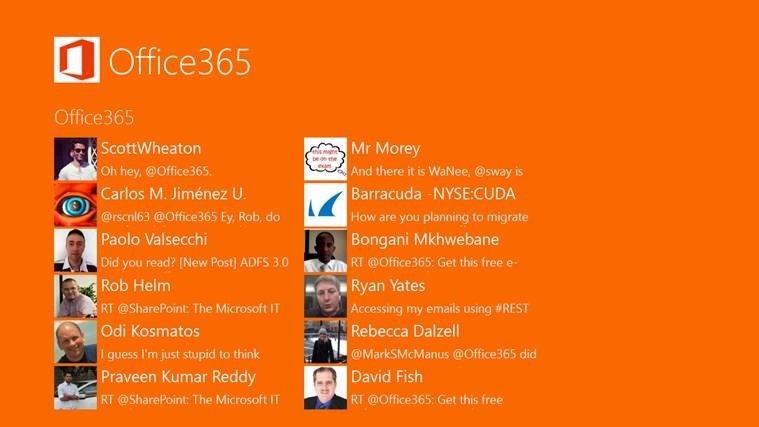 Office365 App