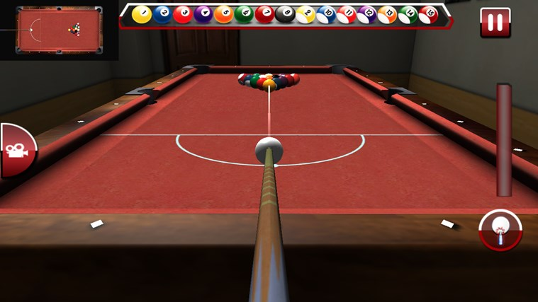 Real Billiard 2014