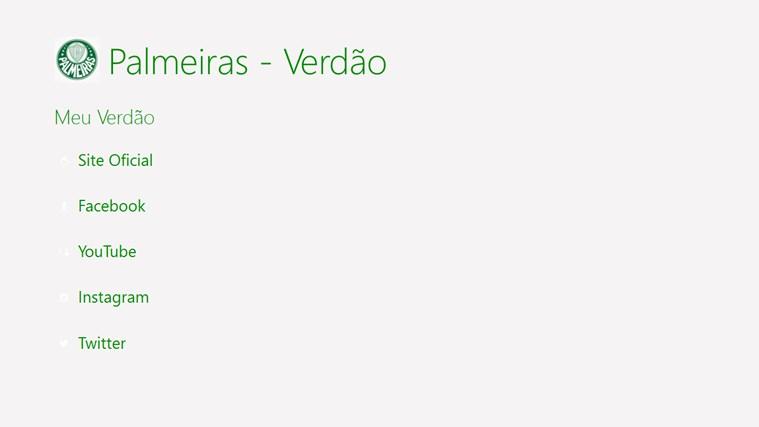 Palmeiras - Verdão