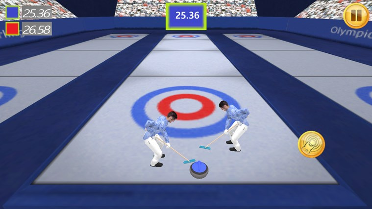 Olympic Curling 3D PRO