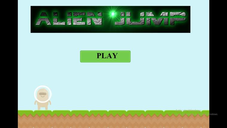 Alien Jump 2014