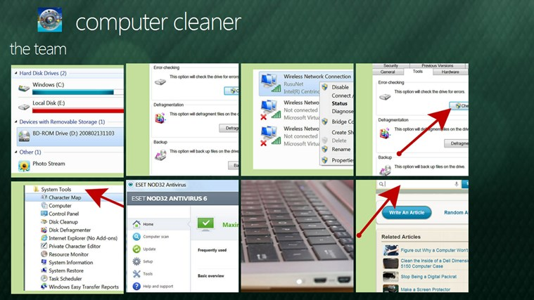 computer cleaner