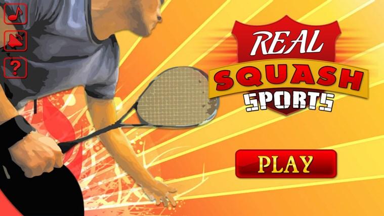 Real Squash Sports