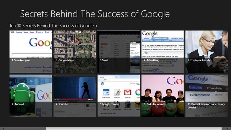 the success of googlecom Google classroom training and resources for all things google top tipsters – great post if you are looking for google apps for education's page, it is here.