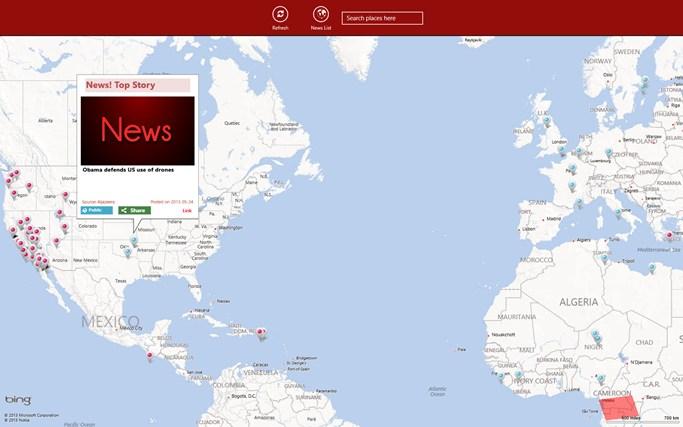 AlertifyMe News dagblad news
