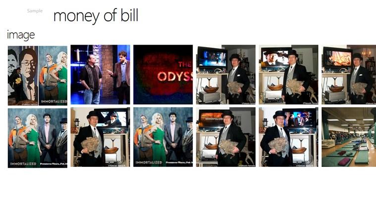 money of bill
