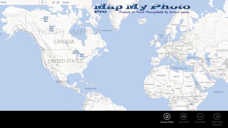 Map My Photo Pro photo