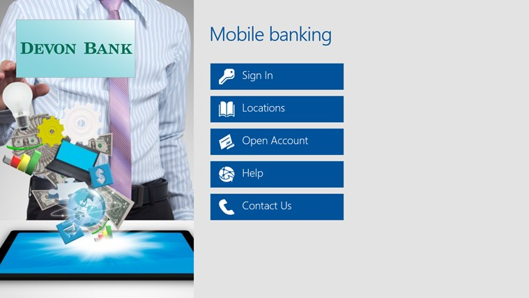 Devon Bank Mobile