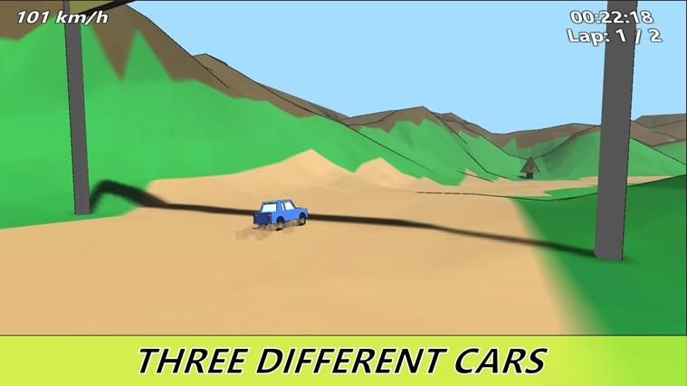 Rally Racing Arcade