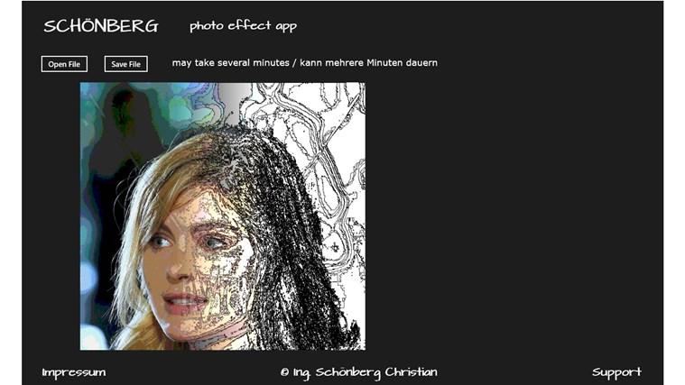 schoenberg_photo_app_cartoon_I photo