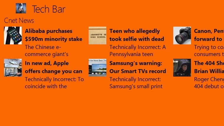 Tech Bar