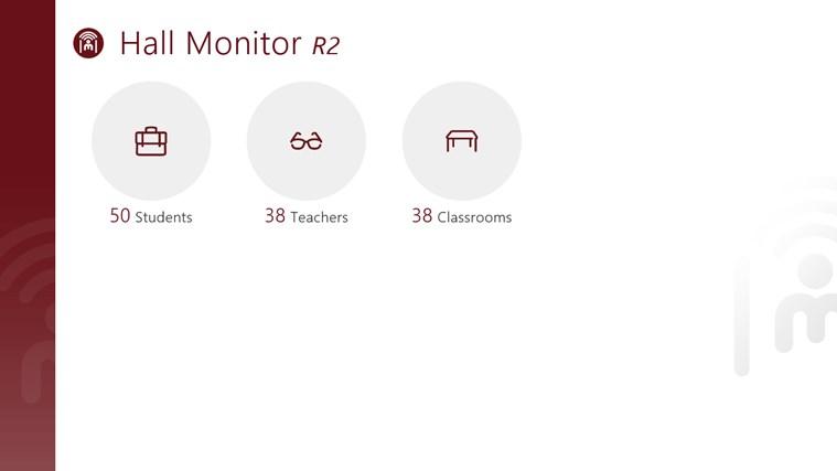Hall Monitor for UCDSB