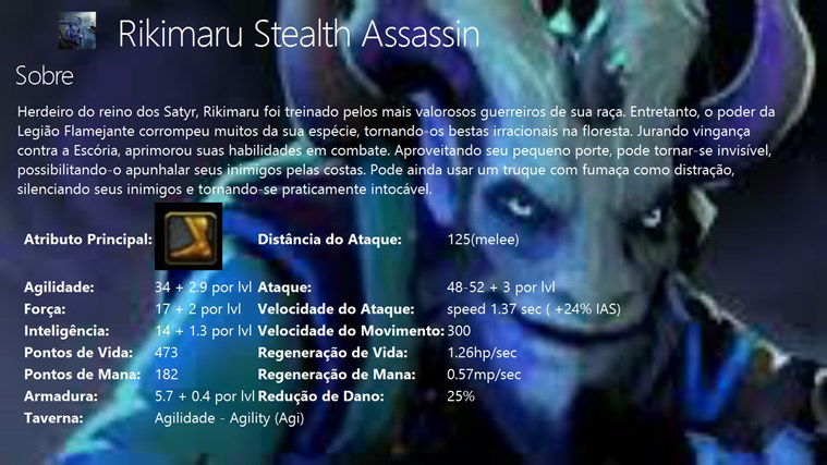 Rikimaru Stealth Assassin