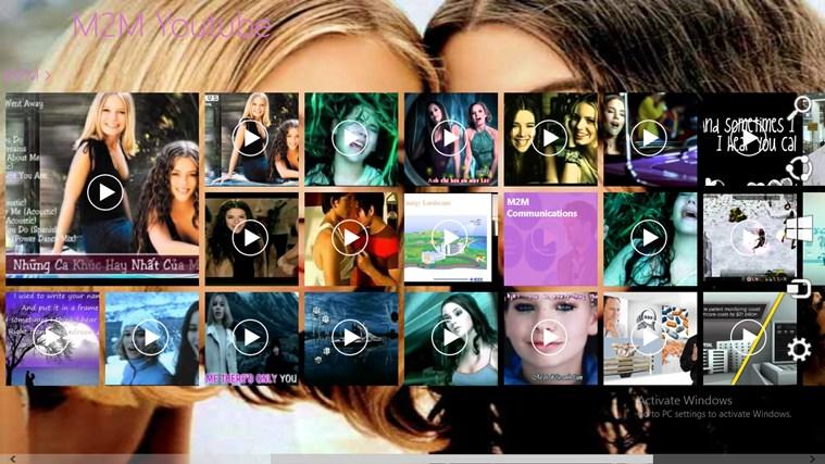 M2M Youtube framelap youtube