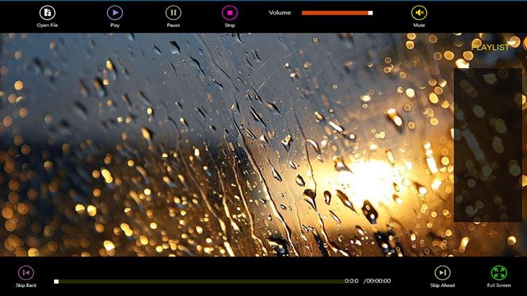 Windows 8 HD VIC Player player windows