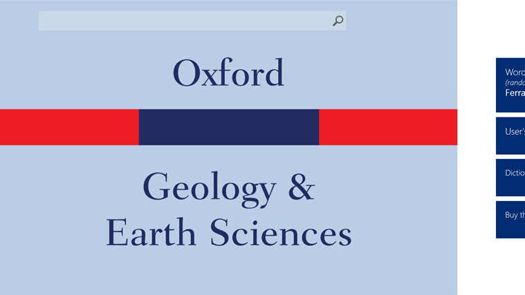 Oxford Dictionary of Geology and Earth Sciences geology jokes