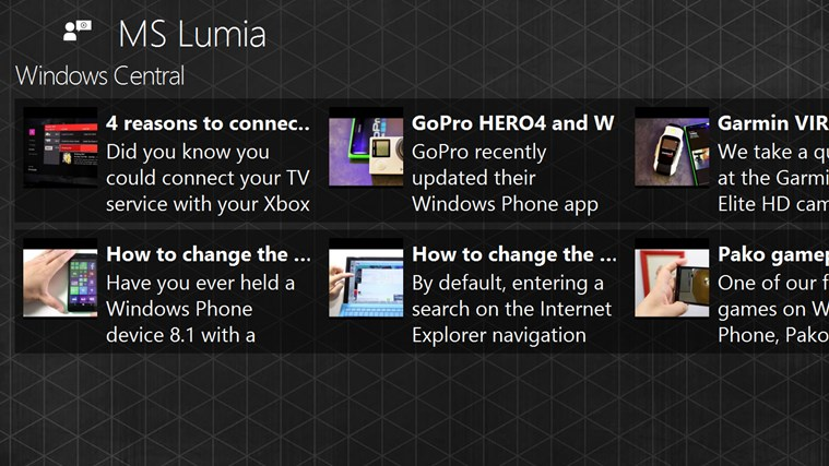 MS Lumia