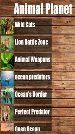 Animal-Planet start video