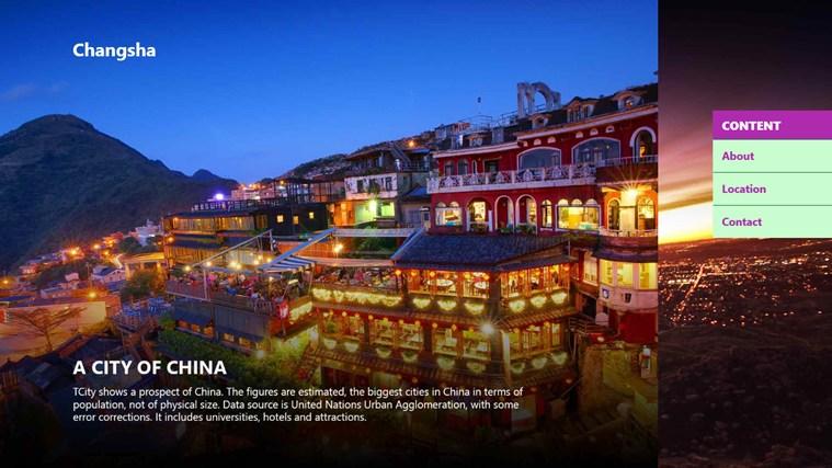 Changsha City cities video