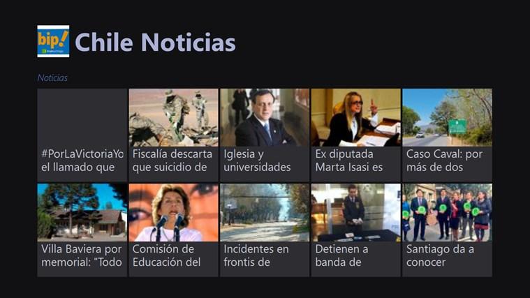 Chile Noticias 2