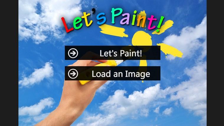 Let's Paint! paint photo