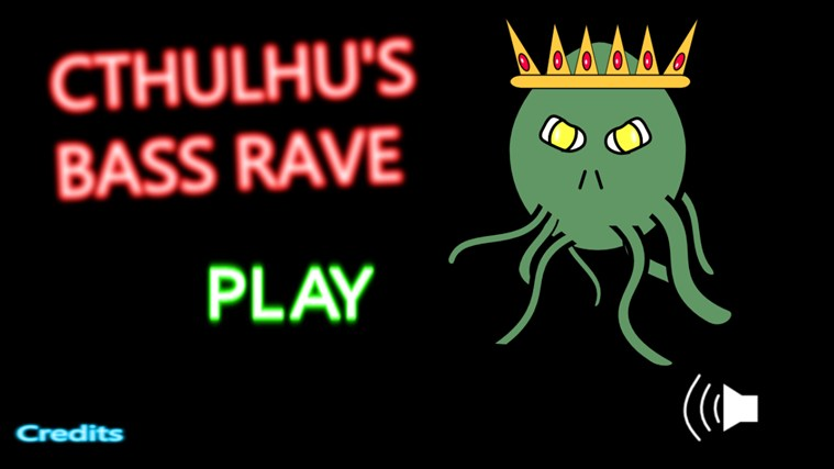 Cthulhu's Bass Rave